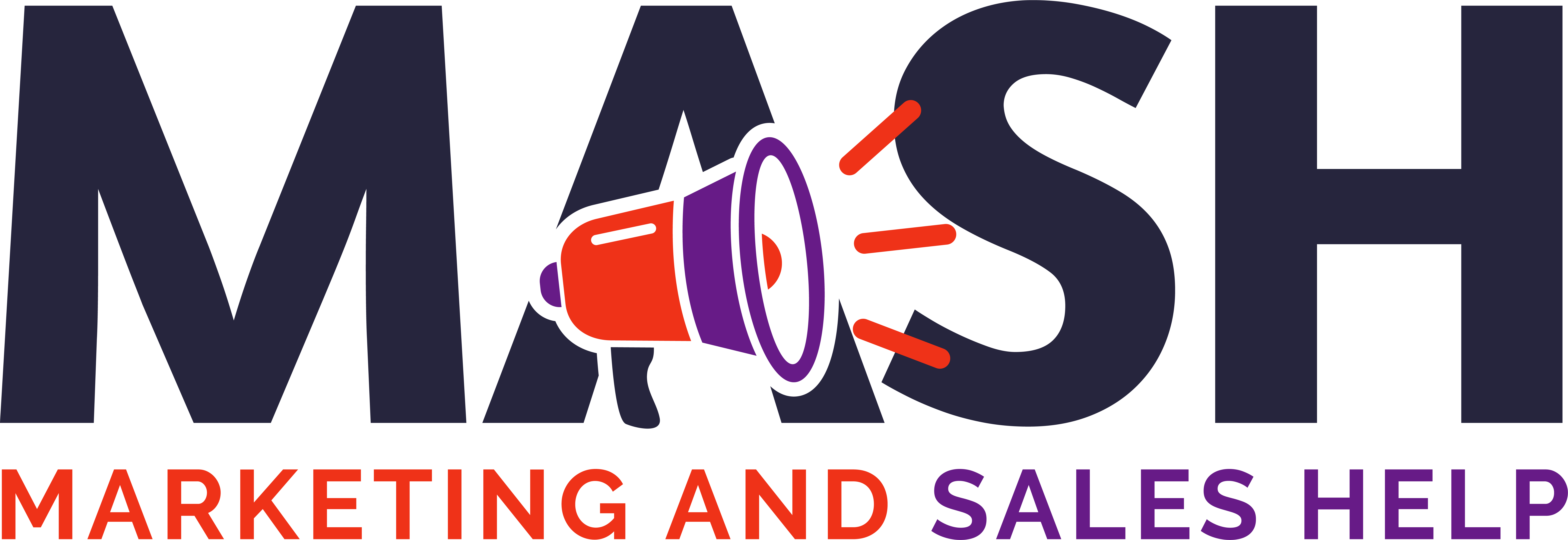 MASH Marketing and Sales Help logo consulting services in Boston Massachusetts sales tools